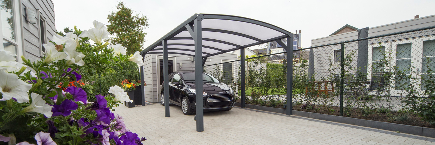 Frelu Buitengewoon | Carport
